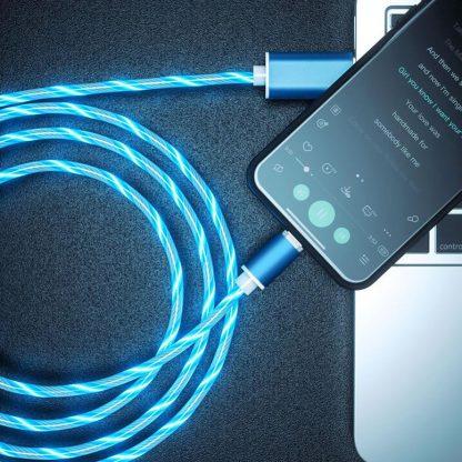 magnetische-oplaadkabel-streaming-blauw