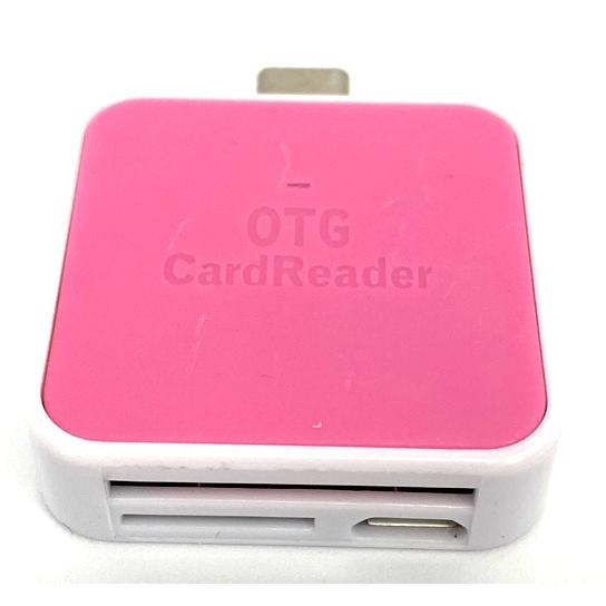 Mini USB-C Cardreader
