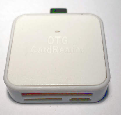 USB-CCardreader SD kaart - Mico SD kaart gehugenkaartlezer 2