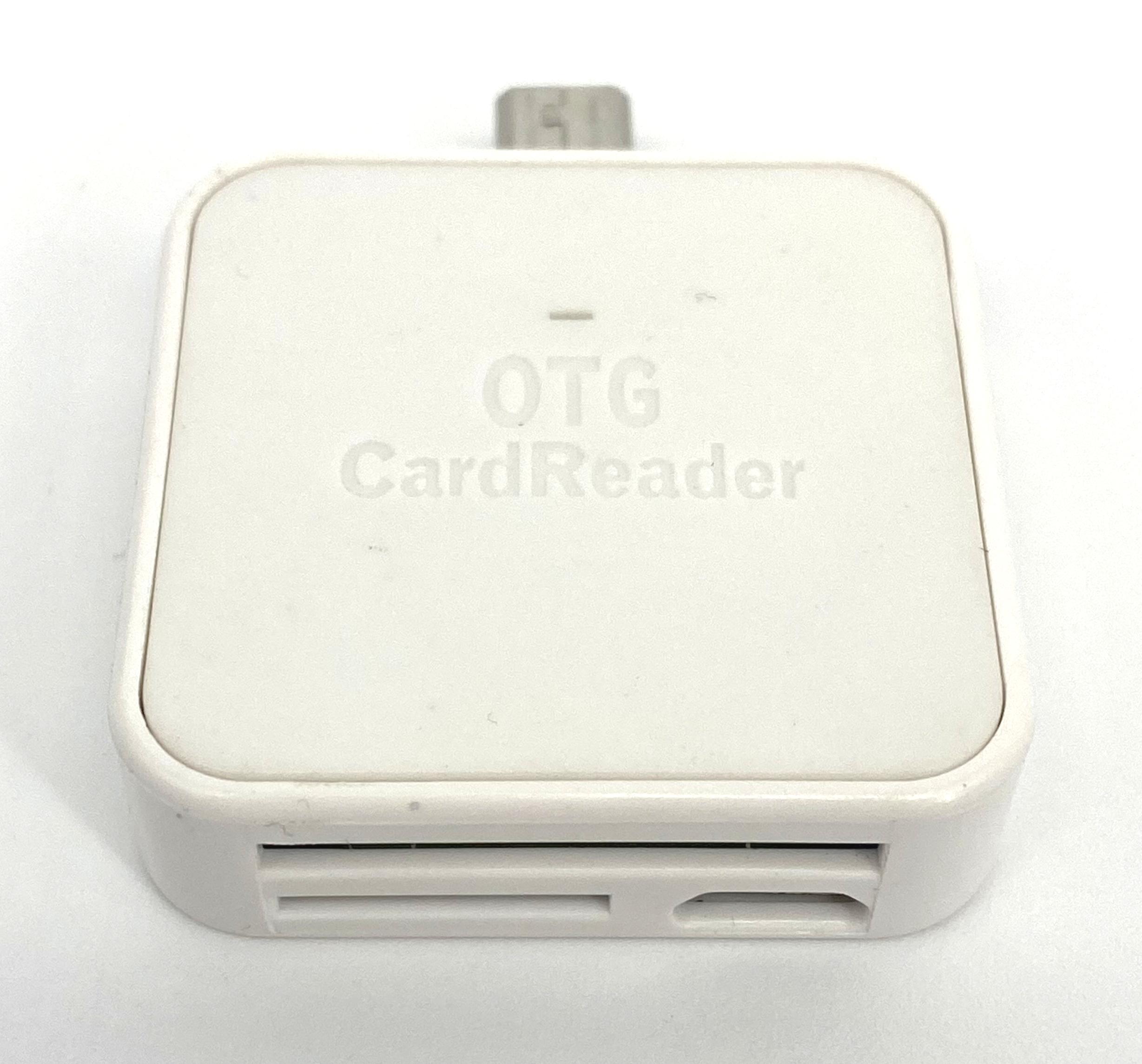 Mini Micro-USB Cardreader